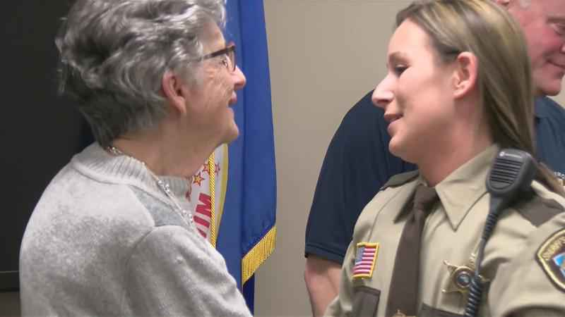 We had 4 More Months to Have Him With Us:' Sheriff's Award