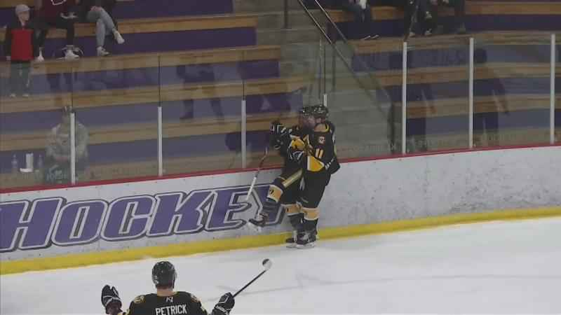 Austin Bruins Advance to Central Division Finals