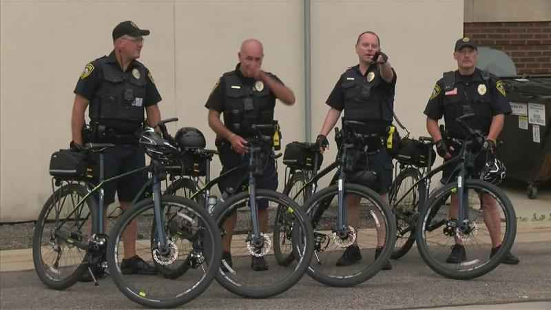 Cops and Kids: Rochester Police Start Program to Repair Kids' Bikes