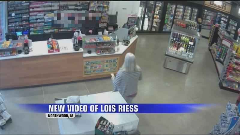 New Lois Riess Surveillance Video Released
