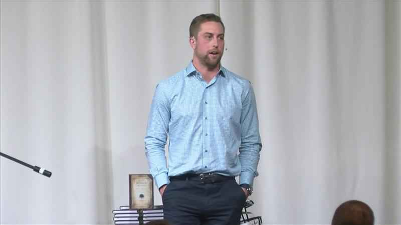 "Thielen Speaks, Inspires at FCA ""Night of Champions"""