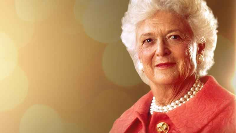 Barbara Bush Buried at Presidential Library