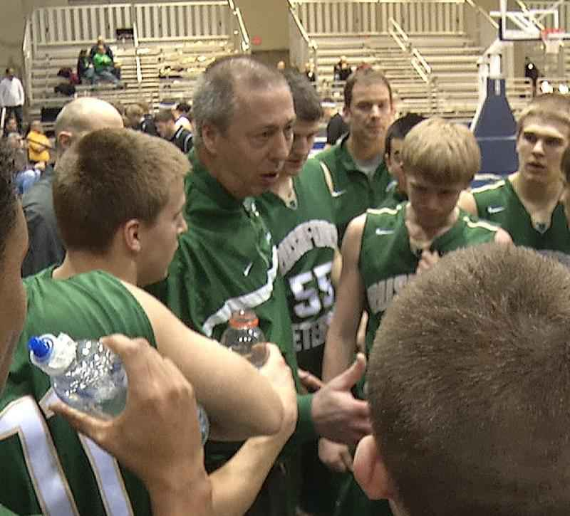 Basketball Coaching Legend Vix Steps Down at Rushford-Peterson