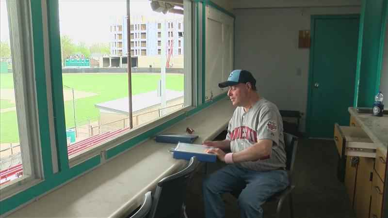 A Local Man Plans a Baseball Trip to Those with Disabilities or Battling Illness