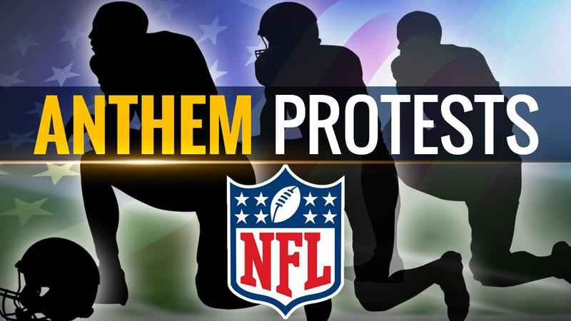 NFL Owners Adopt New Policy Prohibiting Kneeling During National Anthem
