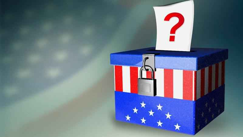 Voter turnout tepid across county, state