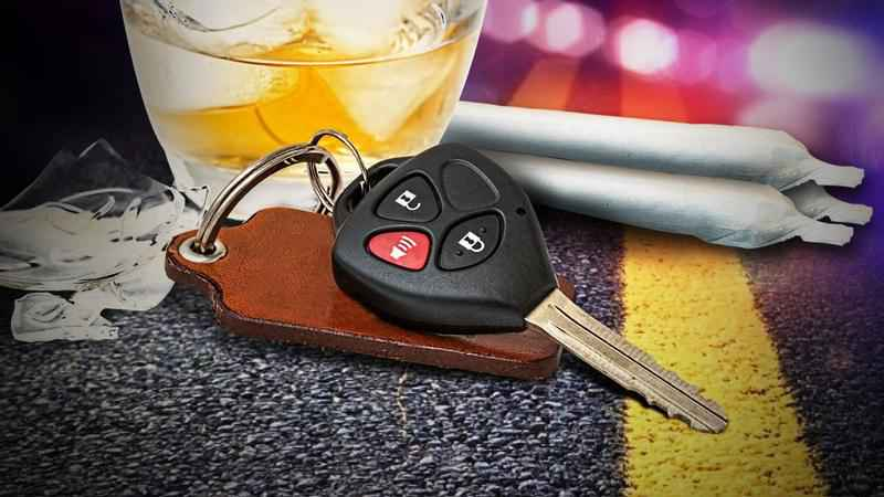 Man Charged with Operating a Vehicle Under the Influence