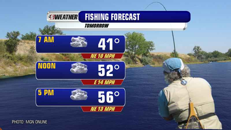 Cold Water Means Tough Fishing At Opener