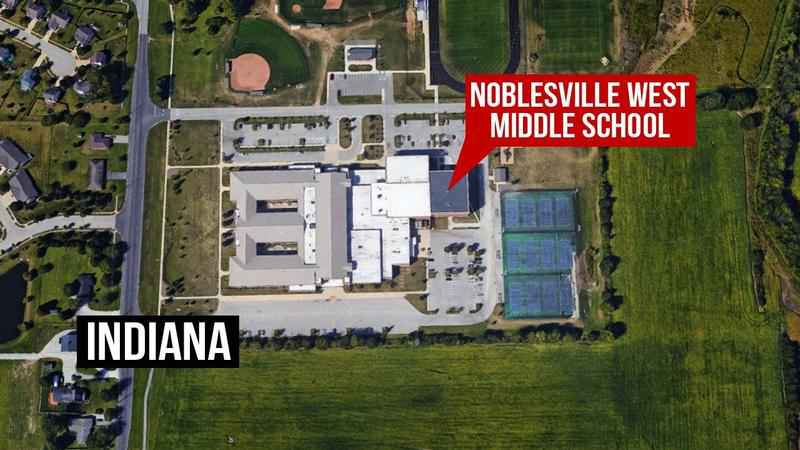 Police: Indiana School Shooting Suspect Shot Teacher and Student
