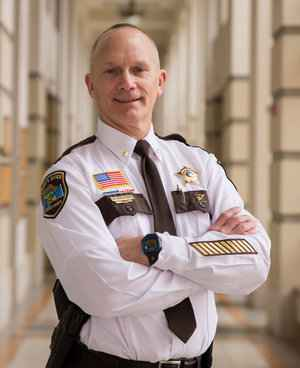 Olmsted County Sheriff Kevin Torgerson to Seek Second Term