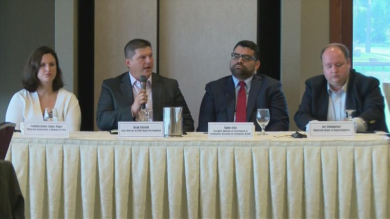 Community and Experts Talk Rural Health Care