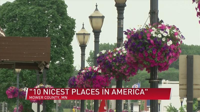 Readers' Digest: Mower County Top 10 Nicest Places in America