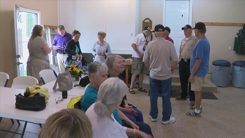 Vietnam Veterans Reunite After 50 Years