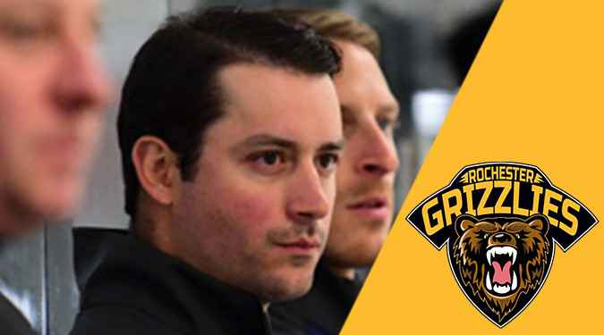 "New Rochester Grizzlies' Head Coach ""Settling Into"" Junior Hockey"