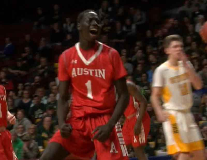 Austin's Duoth Gach Heading to Division I JUCO