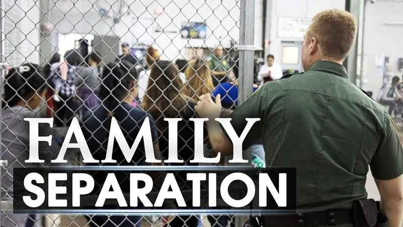 President Trump Signs Order Keeping Illegal Immigrant Families Together
