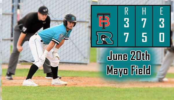 Honkers Defeat Border Cats in Rain Shortened Game