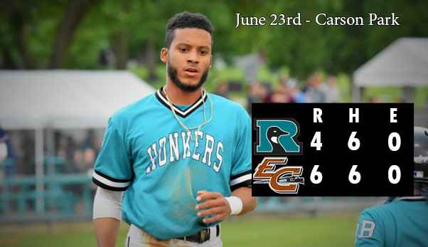 Despite Two Home Runs, Honkers Fall in Eau Claire