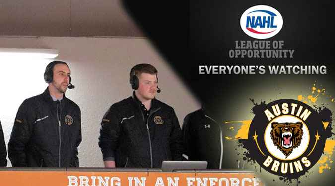 Ladder of Development: Austin Bruins Front Office Advances