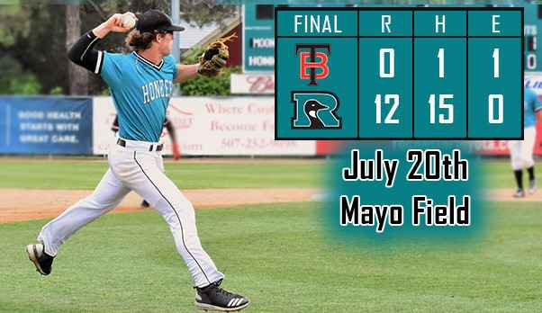 Honkers Sweep Border Cats