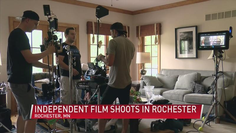 Cameras Start Rolling for Independent Film Being Shot in Rochester