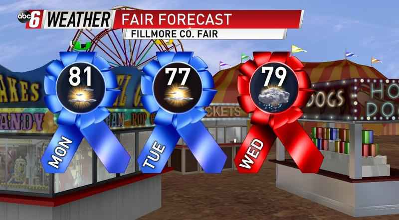 It's Fair Season!