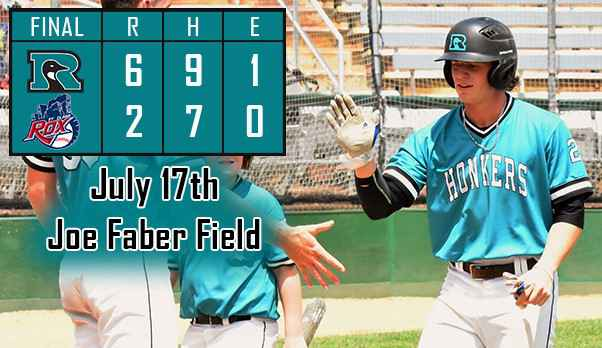 Honkers Defeat Rox in St. Cloud