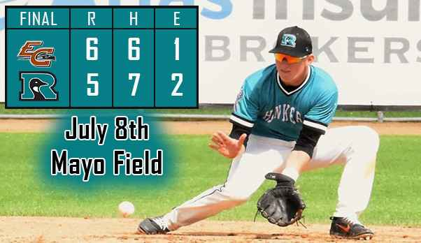 Honkers Fall Short at Home
