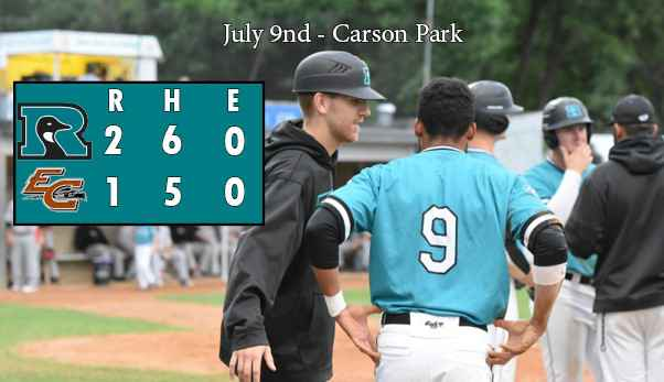 Honkers Hold On to Defeat Express