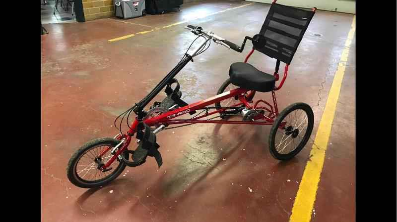 Tricycle Stolen from City of Rochester