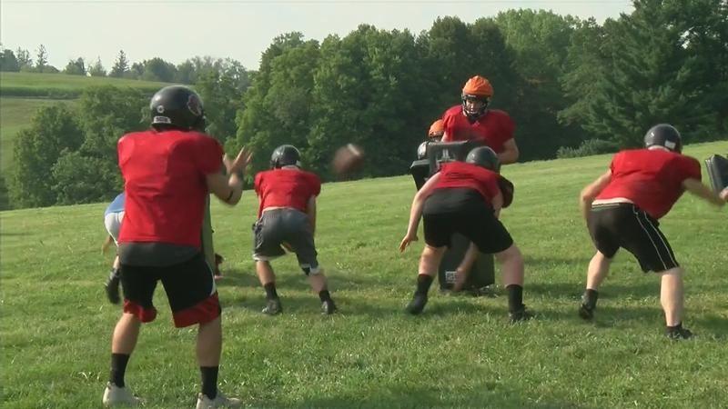 Spring Grove Football: Lions Face New Challenge