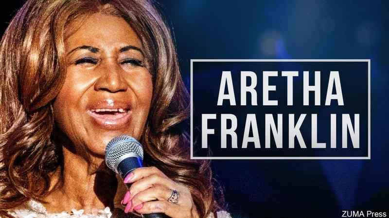 """Queen of Soul"" Aretha Franklin has Died"