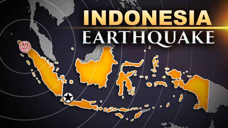 Death toll rises to over 300 in Indonesia Earthquake