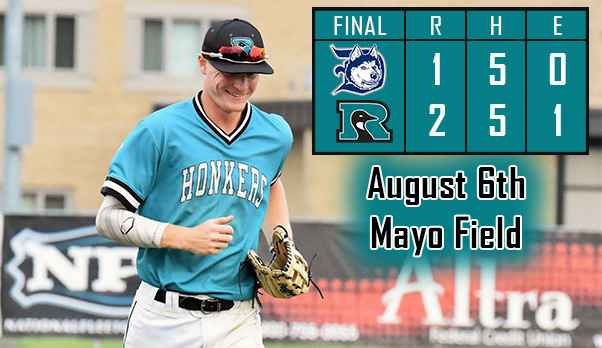 Rochester's Own Crushes Walk-Off Home Run in Honkers Win