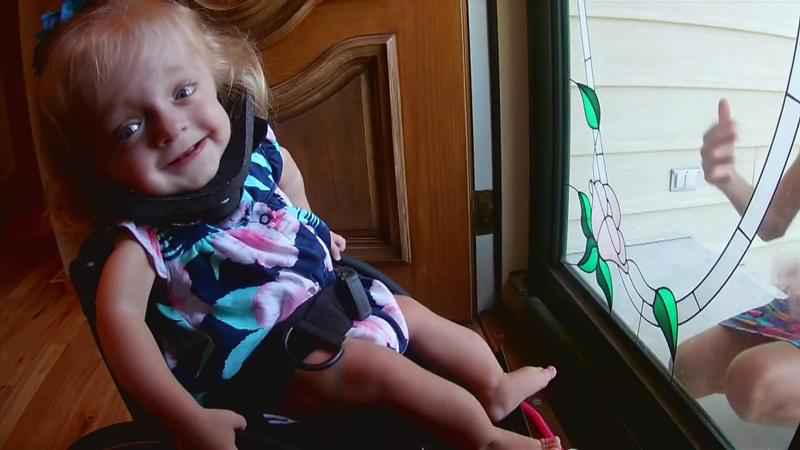 Unbreakable Love: Local Toddler Continues to Struggle with Life-Threatening Disease