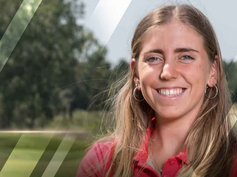 Iowa State Honors Slain Golfer before Akron Game<br />