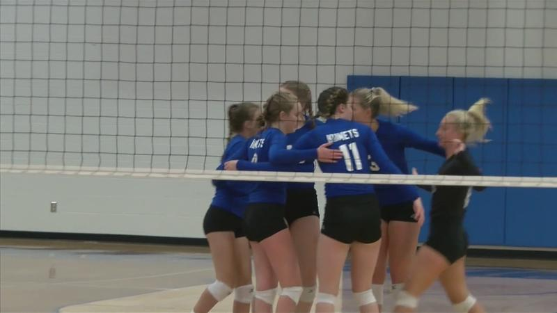 Kasson-Mantorville Sweeps Bethlehem Academy in Prime Volleyball Match-up