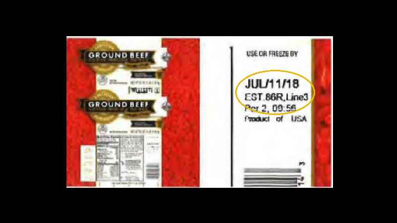 Ground Beef Recall Includes Sam's Club & Select Target Stores