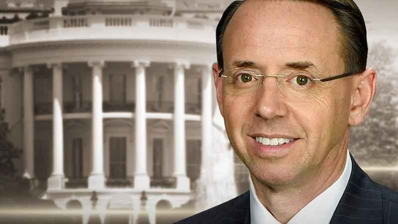 President, Rosenstein to Meet Thursday