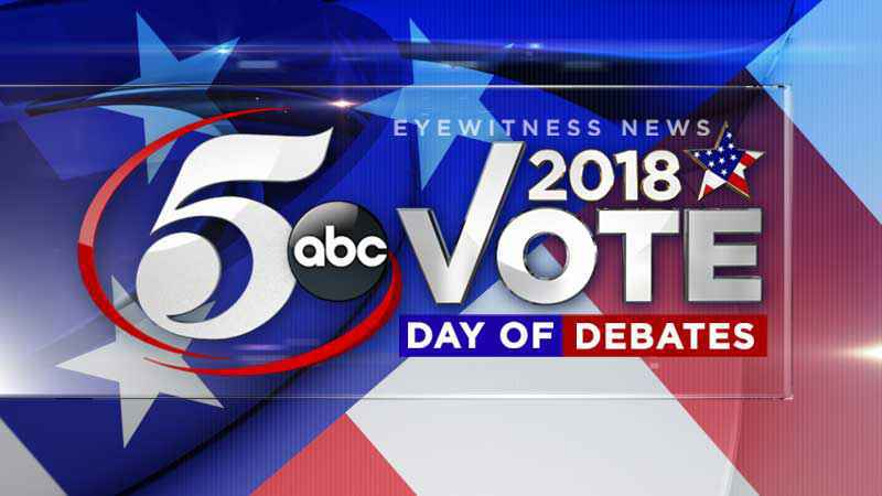 Candidates Prepare for Primetime Debate on Sunday
