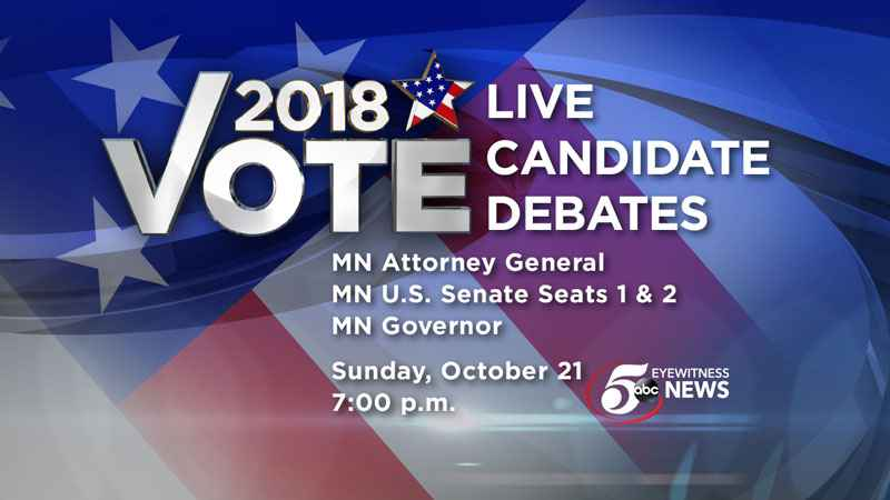 Primetime Debate on Sunday at ABC 6
