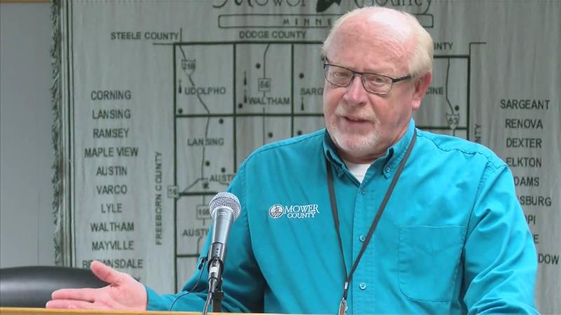 Mower Co. Commissioner Facing Possible DWI, Other Charges