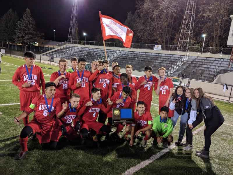 Overtime Goal Sends Austin Back to State