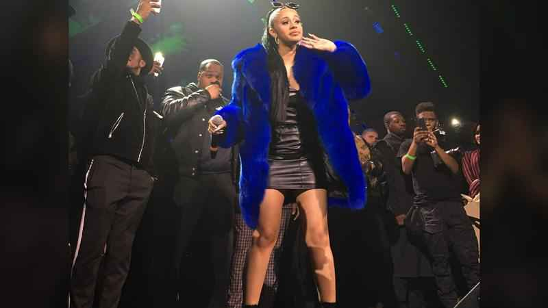 Cardi B Surrender To Police In Connection To NY Strip Club Fight