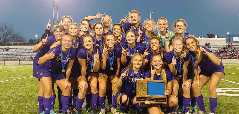 Rochester Lourdes Heading Back to Girls State Soccer Tournament