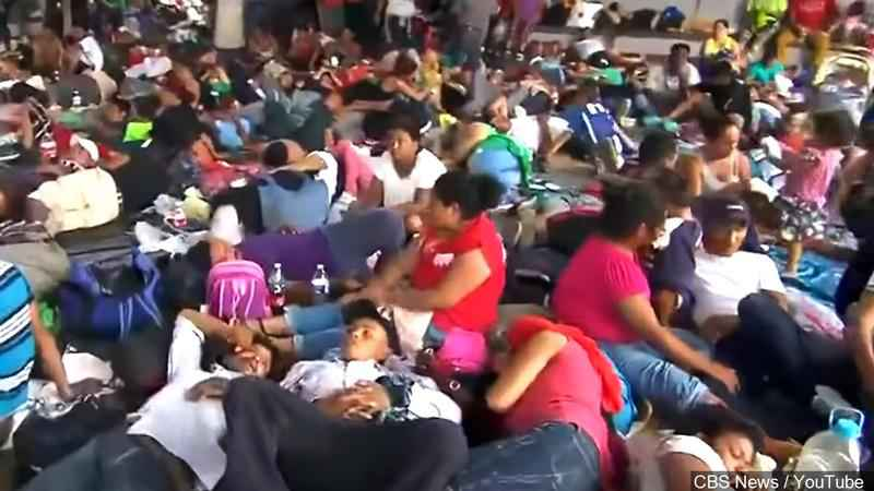 'Everything On Table' to Stop Migrants At U.S.- Mexico Border