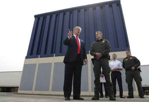 Congress Heads Toward Postelection Fight Over Border Wall