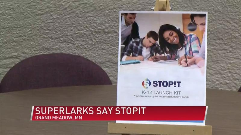 Grand Meadow Schools says 'STOPit'