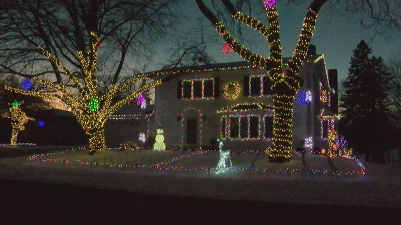 High-Tech Christmas Light Show Moves to Albert Lea