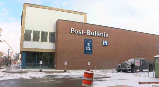 For Sale: Post Bulletin Building